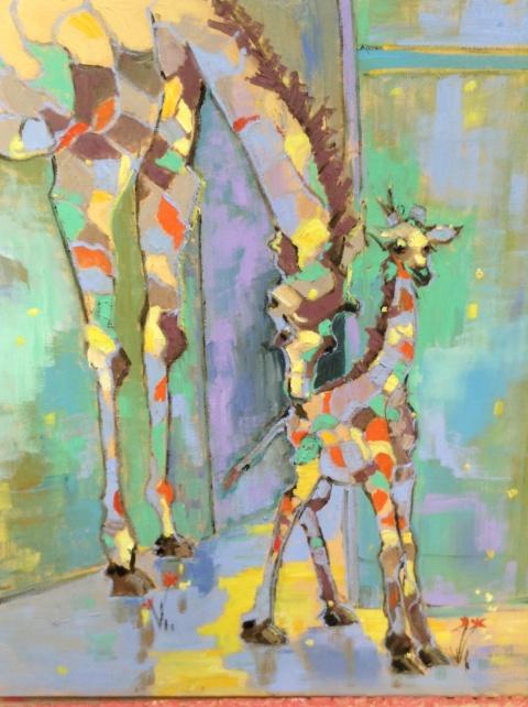 Sadie's Giraffe
