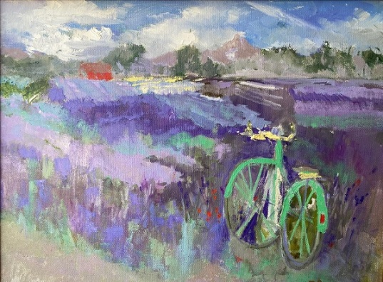Oregon Lavender